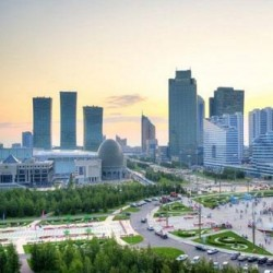 Astana Private City Tour