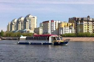 Astana River of Life Private Tour