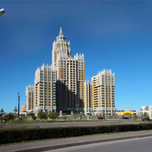 Apartments in Astana